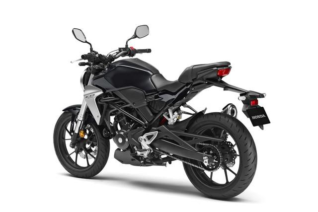 Honda CB300R 2018 - Đối thủ mới dành cho Kawasaki Z300 và Yamaha MT-03 - Ảnh 7.