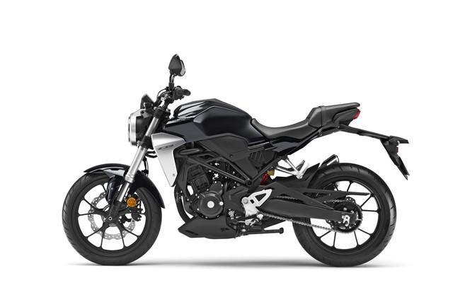 Honda CB300R 2018 - Đối thủ mới dành cho Kawasaki Z300 và Yamaha MT-03 - Ảnh 8.