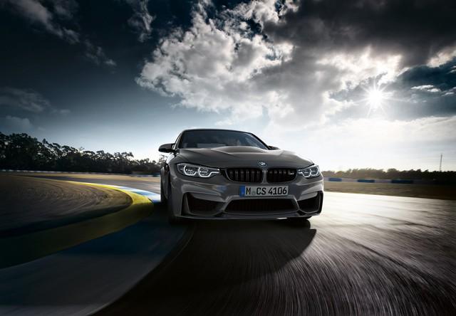 BMW M3 CS - Xe hiệu suất cao không dành cho số đông - Ảnh 1.