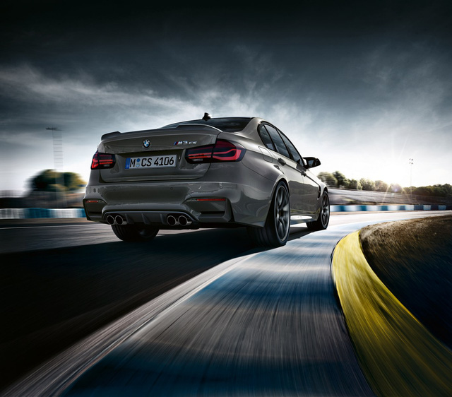 BMW M3 CS - Xe hiệu suất cao không dành cho số đông - Ảnh 5.