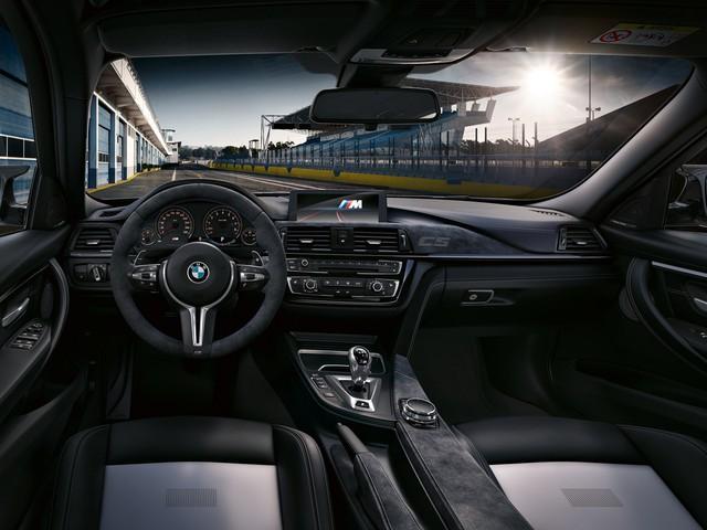 BMW M3 CS - Xe hiệu suất cao không dành cho số đông - Ảnh 10.