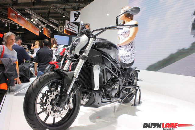 Benelli 402S - Xe cruiser mới với kiểu dáng na ná Ducati XDiavel - Ảnh 5.