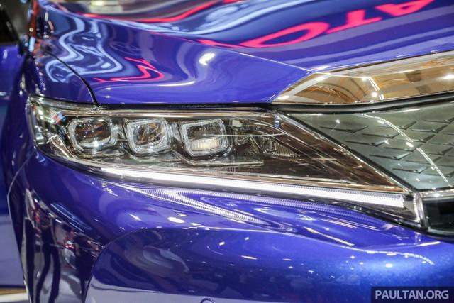 Chi tiết SUV 5 chỗ Toyota Harrier 2018 tại Malaysia, không còn là phiên bản giá rẻ của Lexus RX - Ảnh 6.