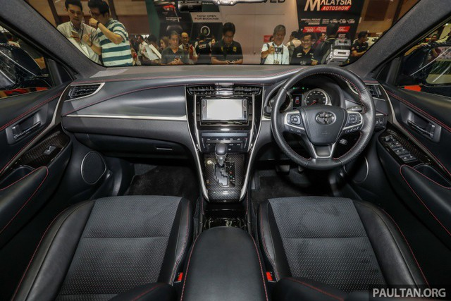 Chi tiết SUV 5 chỗ Toyota Harrier 2018 tại Malaysia, không còn là phiên bản giá rẻ của Lexus RX - Ảnh 9.