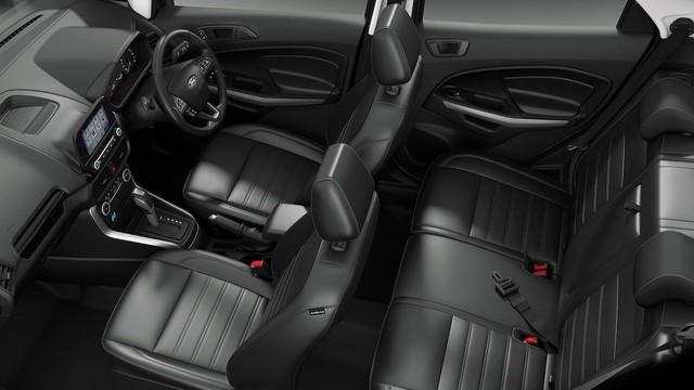 Ford EcoSport 2018 ra mắt Ấn Độ với giá hấp dẫn - Ảnh 6.