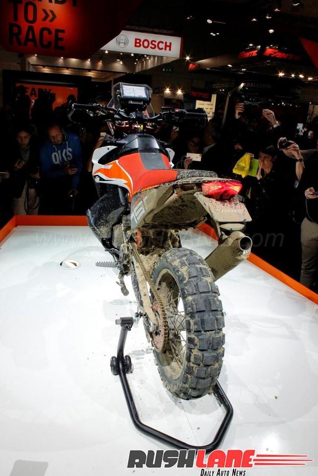 KTM 790 Adventure R - Lựa chọn mới cho người thích lội bùn - Ảnh 12.