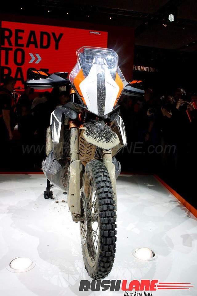 KTM 790 Adventure R - Lựa chọn mới cho người thích lội bùn - Ảnh 13.