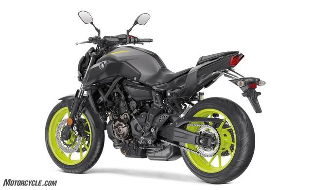 Yamaha MT-07 2018: Thay đổi nhẹ, giá cao hơn - Ảnh 4.