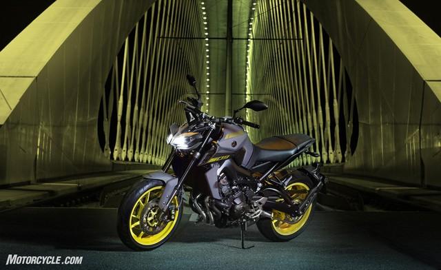 Yamaha MT-07 2018: Thay đổi nhẹ, giá cao hơn - Ảnh 7.