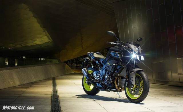 Yamaha MT-07 2018: Thay đổi nhẹ, giá cao hơn - Ảnh 8.