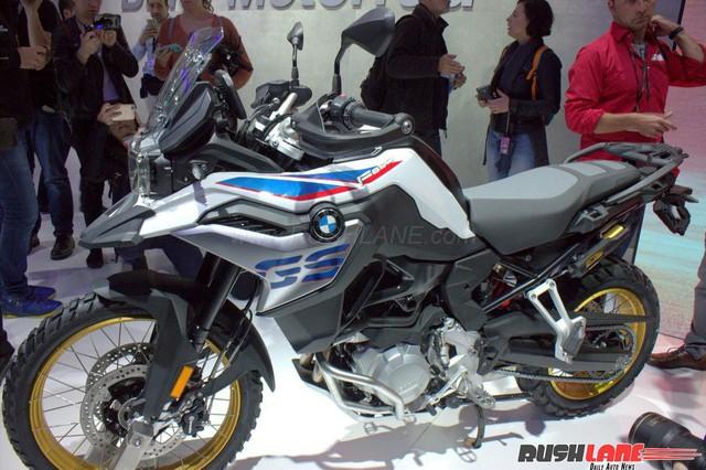 BMW vén màn cặp đôi xế phượt F850GS và F750GS mới  - Ảnh 5.
