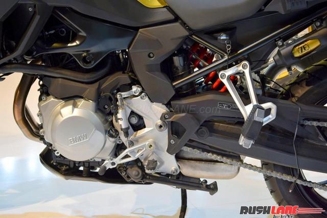 BMW vén màn cặp đôi xế phượt F850GS và F750GS mới  - Ảnh 7.