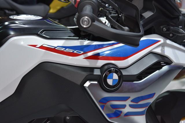 BMW vén màn cặp đôi xế phượt F850GS và F750GS mới  - Ảnh 9.
