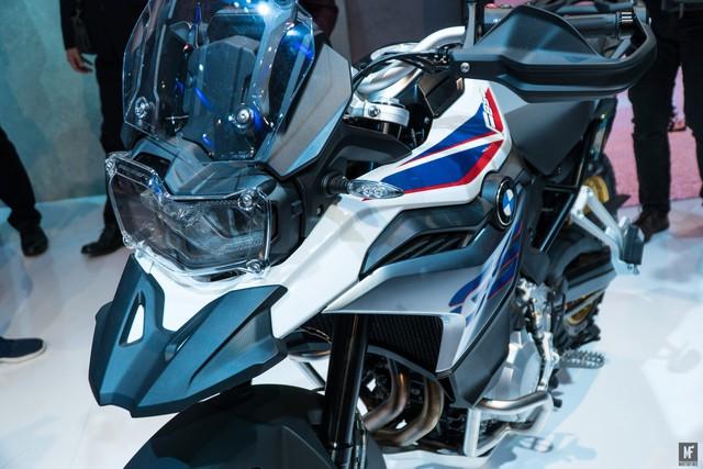 BMW vén màn cặp đôi xế phượt F850GS và F750GS mới  - Ảnh 13.