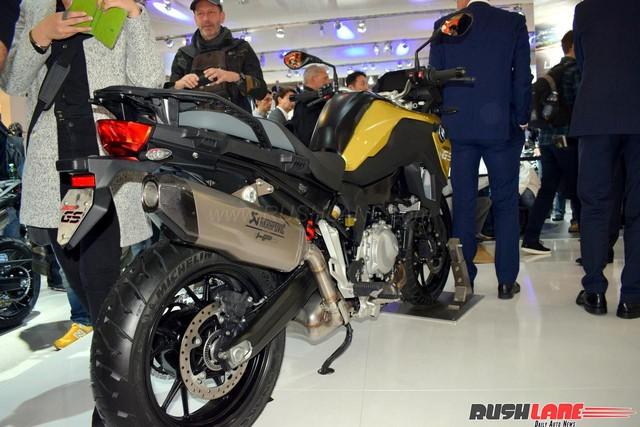 BMW vén màn cặp đôi xế phượt F850GS và F750GS mới  - Ảnh 15.