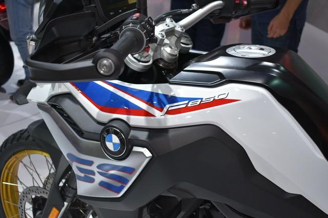 BMW vén màn cặp đôi xế phượt F850GS và F750GS mới  - Ảnh 20.