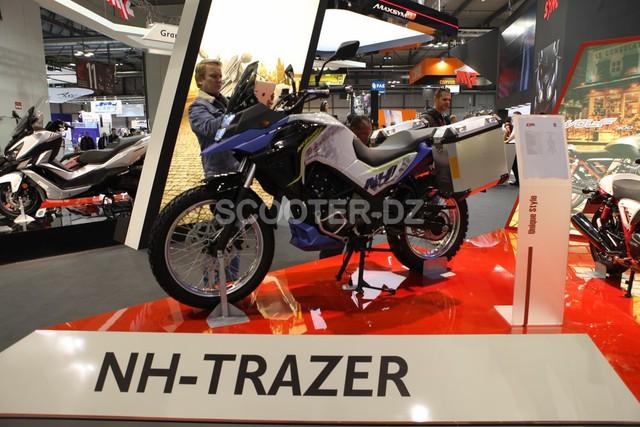SYM NH-Trazer 200 - Xe adventure phù hợp với Đông Nam Á - Ảnh 2.