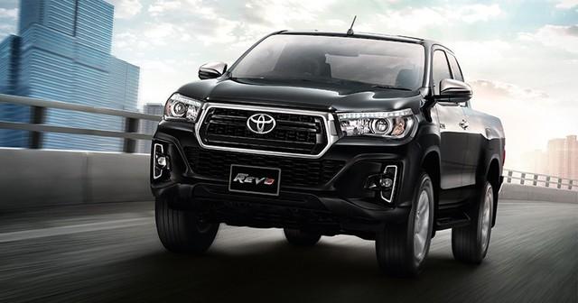 Toyota Hilux 2018 ra mắt với thiết kế tương tự Tacoma, khác xe ở Việt Nam - Ảnh 2.