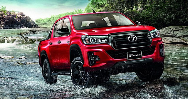 Toyota Hilux 2018 ra mắt với thiết kế tương tự Tacoma, khác xe ở Việt Nam - Ảnh 6.