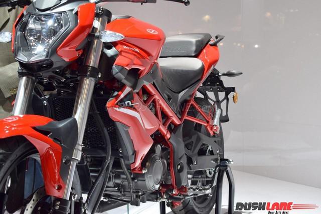 Benelli BN125 - Naked bike cho người mới chơi mô tô - Ảnh 3.
