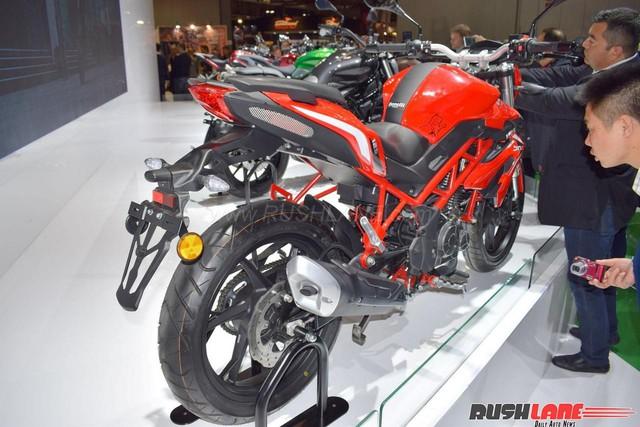 Benelli BN125 - Naked bike cho người mới chơi mô tô - Ảnh 4.