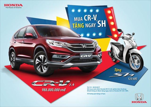 Mazda CX-5 giảm giá sâu, mua Honda CR-V tặng kèm Honda SH: Nên vui hay nên buồn - Ảnh 2.