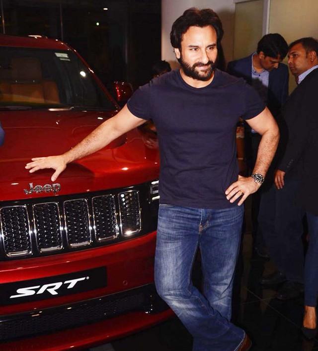 Sau cưới, sao Bollywood đổi gu sang xe thực dụng - Ảnh 1.