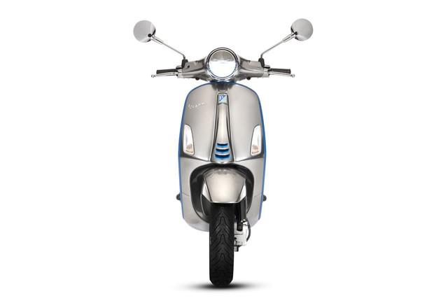 Xe tay ga Vespa chạy điện sẽ được bán ra vào năm sau - Ảnh 4.
