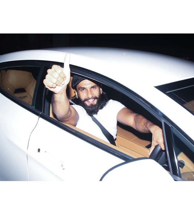 Sau cưới, sao Bollywood đổi gu sang xe thực dụng - Ảnh 7.