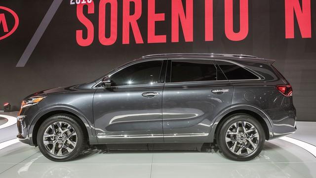 Kia Sorento 2019 chính thức ra mắt, bỏ động cơ tăng áp - Ảnh 6.