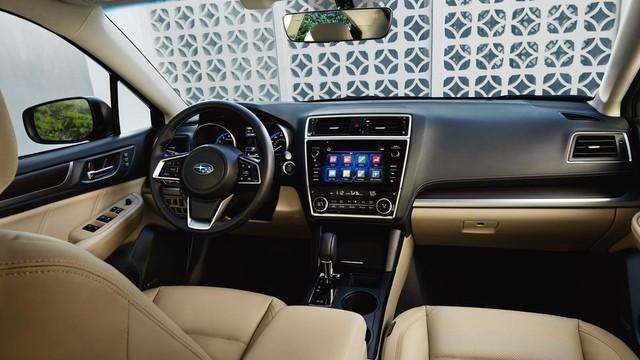 10 mẫu sedan sở hữu công nghệ ấn tượng nhất 2017 - Ảnh 27.