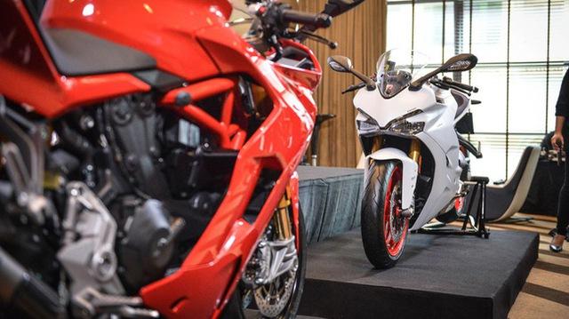 Ducati Supersport 2017 - Hoa hậu của triển lãm EICMA 2016 sắp được giới thiệu tại Việt Nam - Ảnh 3.