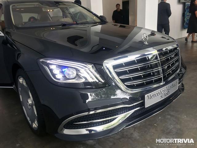 Mercedes S-Class 2018 ra mắt thị trường Đông Nam Á, giá từ 234.500 USD - Ảnh 7.