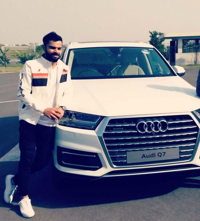 Sau cưới, sao Bollywood đổi gu sang xe thực dụng - Ảnh 4.