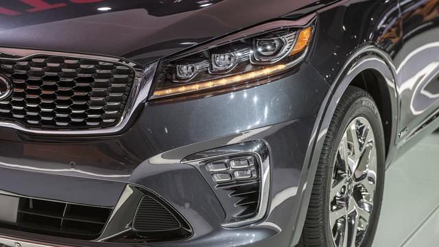 Kia Sorento 2019 chính thức ra mắt, bỏ động cơ tăng áp - Ảnh 11.