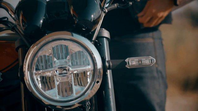 Kawasaki Z900RS - đối thủ cạnh tranh của Yamaha XSR900 - lộ diện - Ảnh 4.