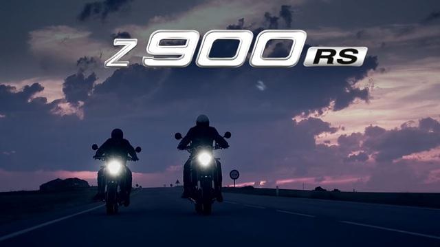 Kawasaki Z900RS - đối thủ cạnh tranh của Yamaha XSR900 - lộ diện