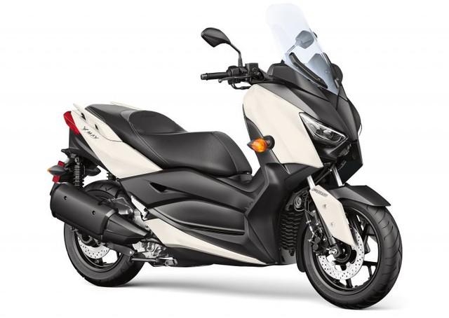Yamaha XMax 300 2018 - Xe ga phân khối lớn tiết kiệm xăng - Ảnh 1.