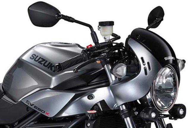 Diện kiến SV650X - xe naked bike cổ điển mới của Suzuki - Ảnh 1.
