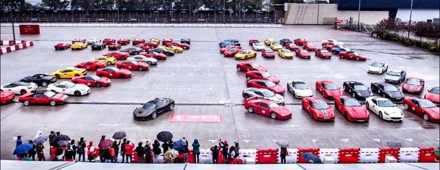 Siêu phẩm Ferrari LaFerrari mui trần đầu tiên xuất hiện tại Hồng Kông - Ảnh 2.