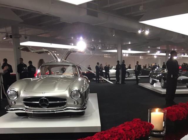 Hàng chục siêu xe từ cổ chí kim xuất hiện trong buổi giới thiệu bộ sưu tập mới nhất của Ralph Lauren - Ảnh 10.