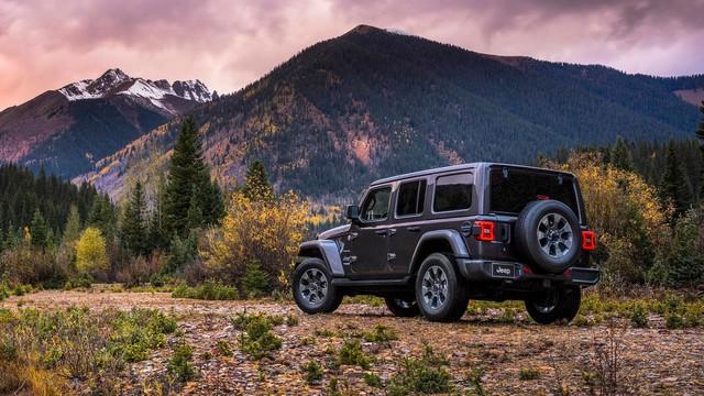 Jeep Wrangler 2018 dập tan mọi quan ngại từ người tiêu dùng - Ảnh 1.