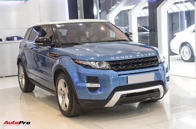 Range Rover Evoque lăn bánh hơn 80.000 km rao bán giá 1,65 tỷ đồng - Ảnh 1.