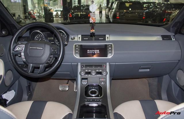 Range Rover Evoque lăn bánh hơn 80.000 km rao bán giá 1,65 tỷ đồng - Ảnh 11.