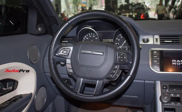 Range Rover Evoque lăn bánh hơn 80.000 km rao bán giá 1,65 tỷ đồng - Ảnh 12.