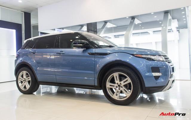 Range Rover Evoque lăn bánh hơn 80.000 km rao bán giá 1,65 tỷ đồng - Ảnh 6.