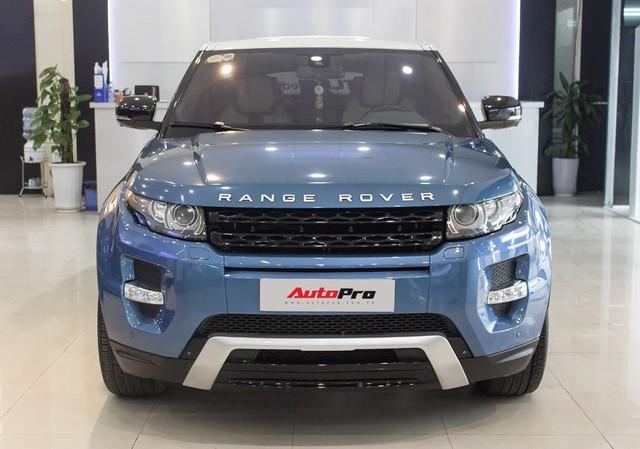 Range Rover Evoque lăn bánh hơn 80.000 km rao bán giá 1,65 tỷ đồng - Ảnh 2.