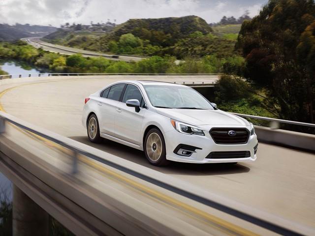 10 mẫu sedan sở hữu công nghệ ấn tượng nhất 2017 - Ảnh 26.