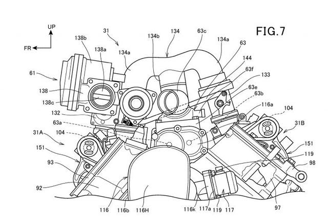 Honda sắp ra mắt xe siêu nạp mới, trang bị động cơ V-Twin - Ảnh 1.