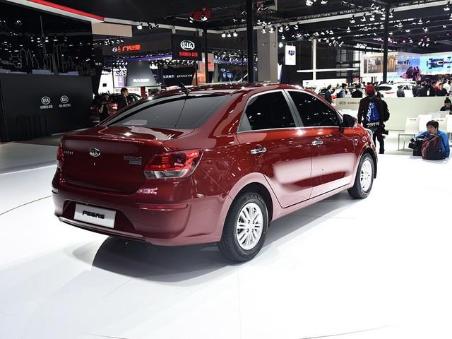 Kia Pegas - Xe sedan giá rẻ cho người lần đầu mua ô tô - Ảnh 10.